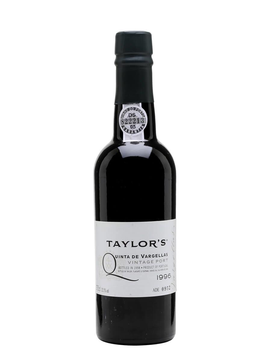 Taylor's Quinta de Vargellas 1996 Vintage Port / Half Bottle