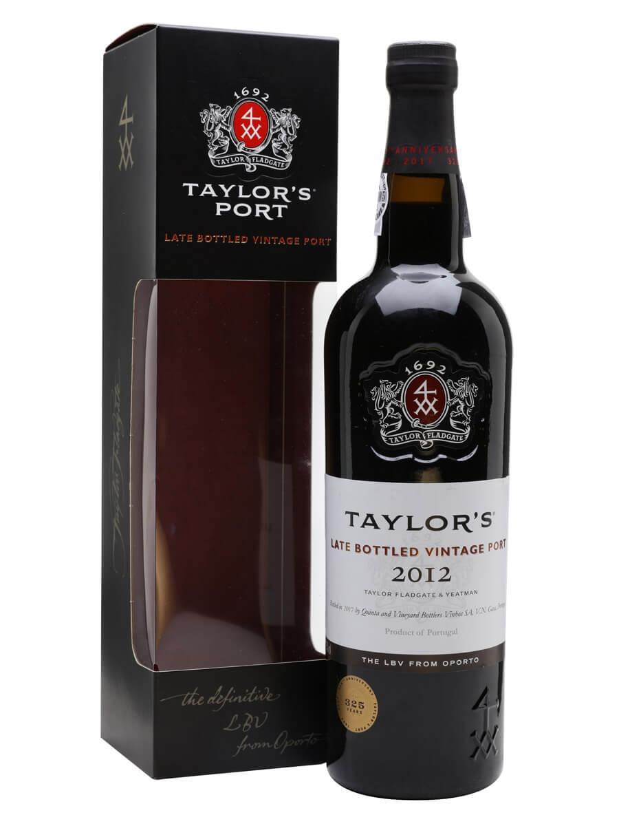 vintage late port bottled