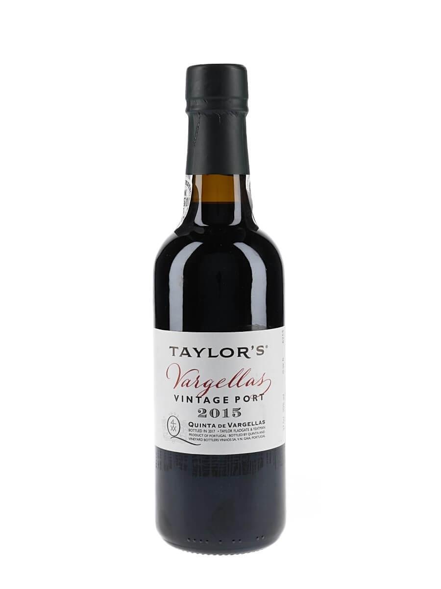 Taylor's Quinta de Vargellas 2015 / Half Bottle