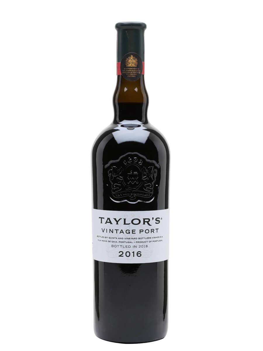 Taylor's 2016 Vintage Port