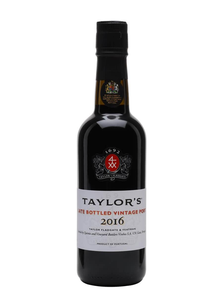 Taylor's 2016 Late Bottled Vintage Port / Half Bottle