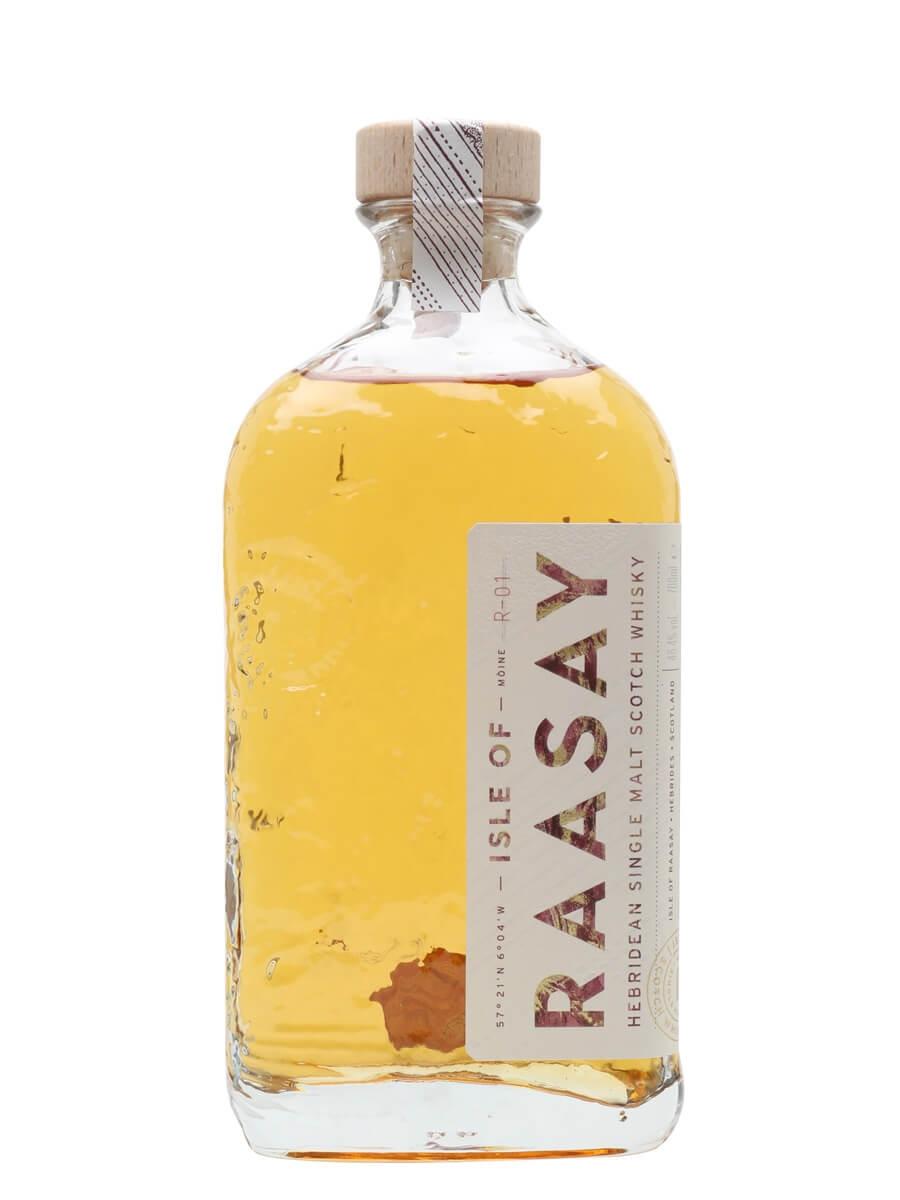 Isle of Raasay Single Malt R-01