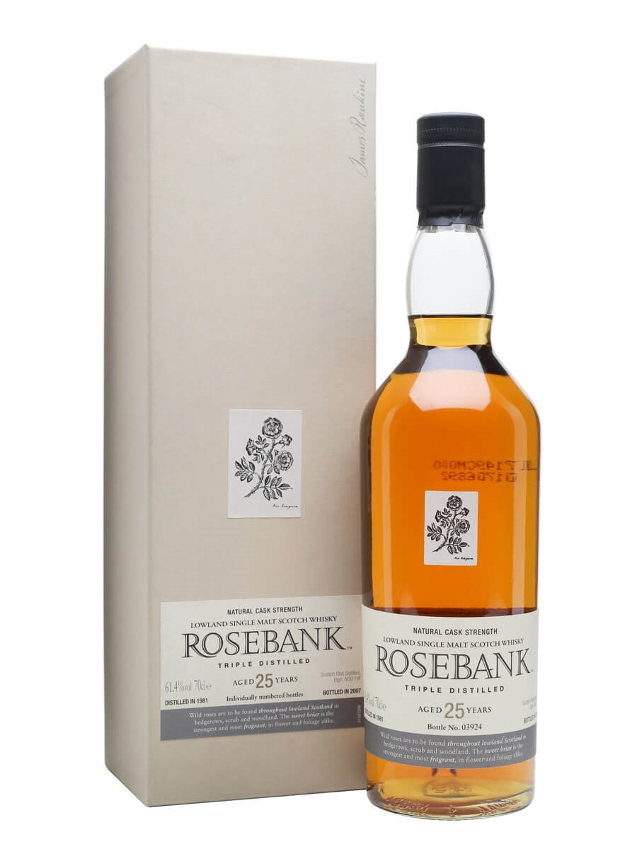 Rosebank 1981 / 25 Year Old