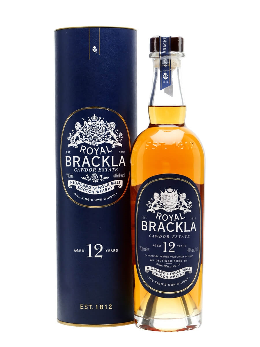 Review No.121. Royal Brackla 12 Year Old