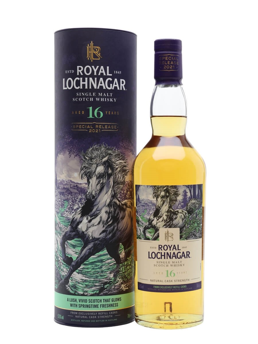Royal Lochnagar 2004 / 16 Year Old / Special Releases 2021