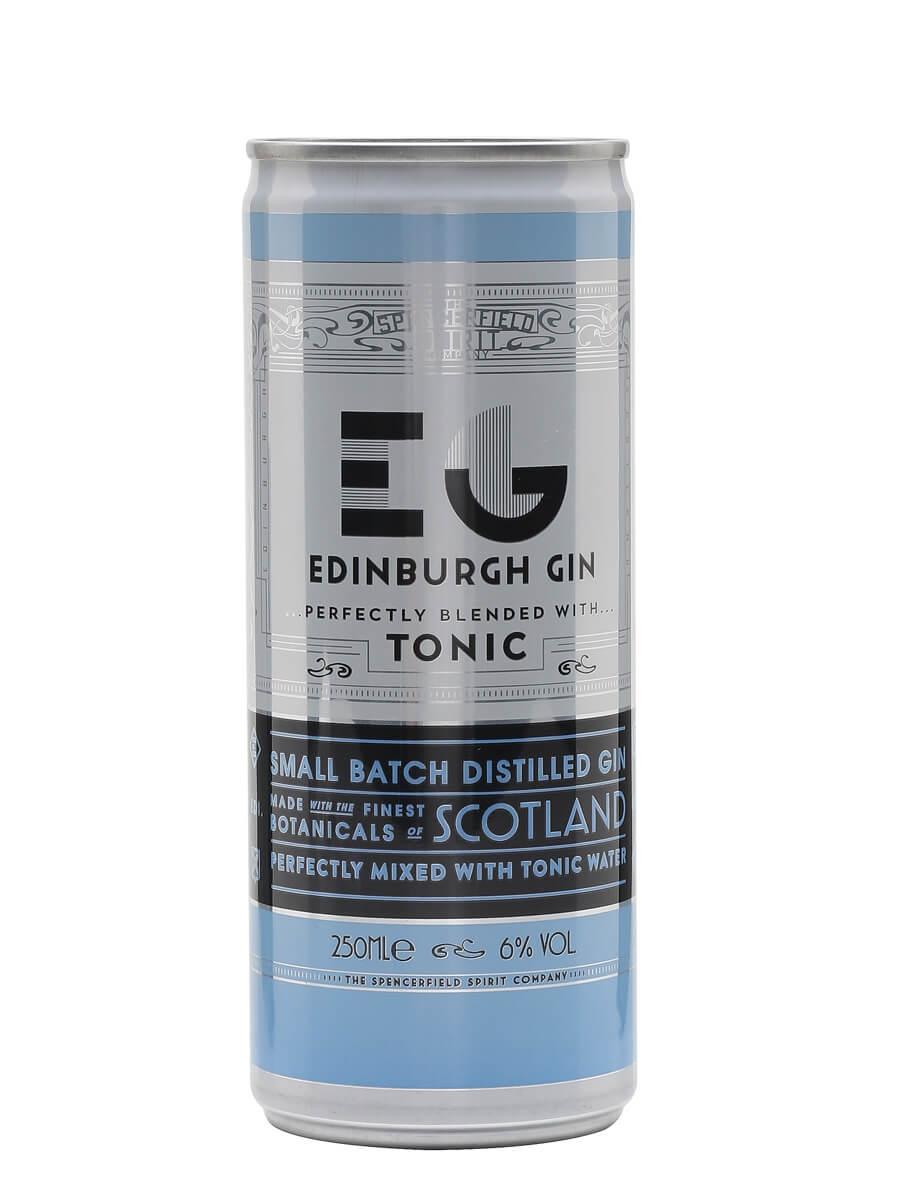 Edinburgh Gin & Tonic