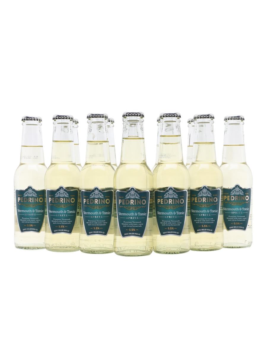 Pedrino Vermouth & Tonic Spritz / Case of 24 Bottles