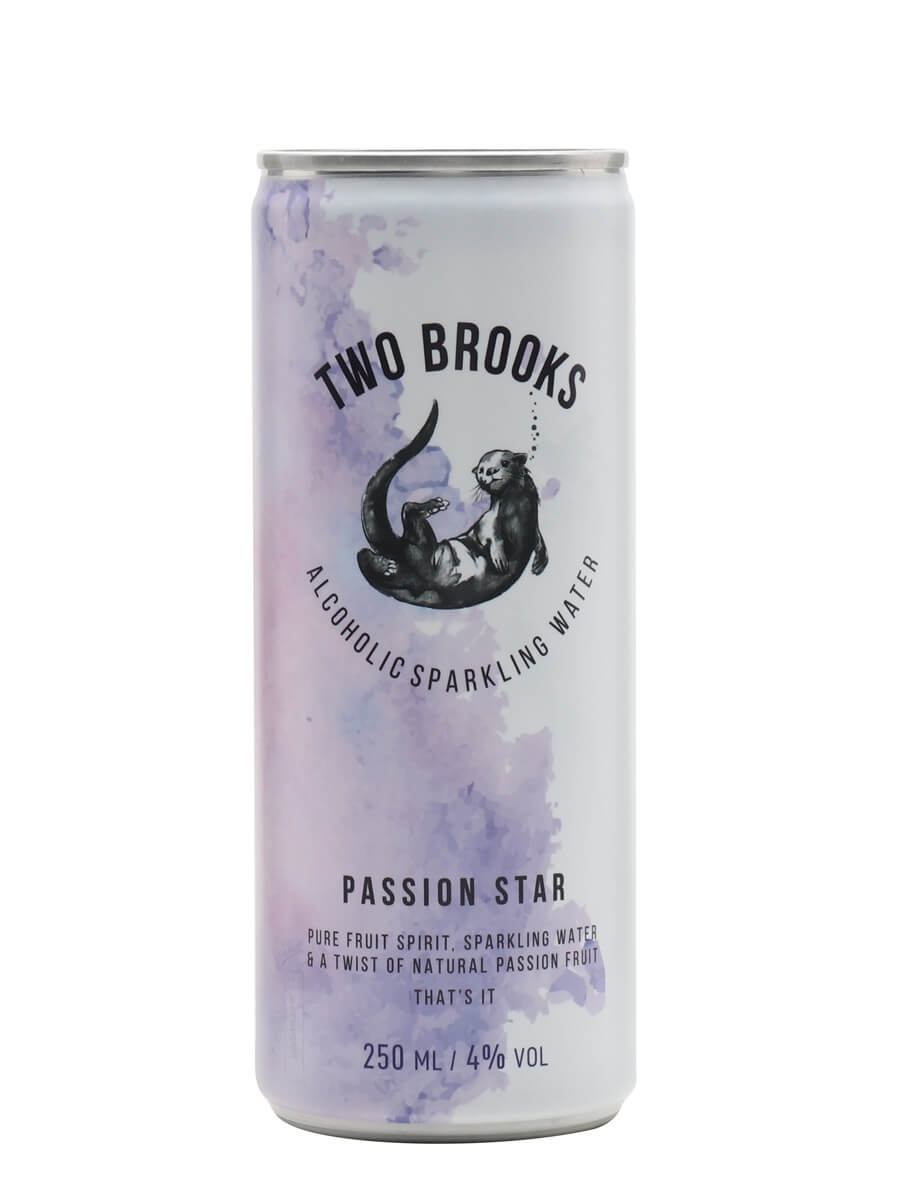 Two Brooks Passion Star