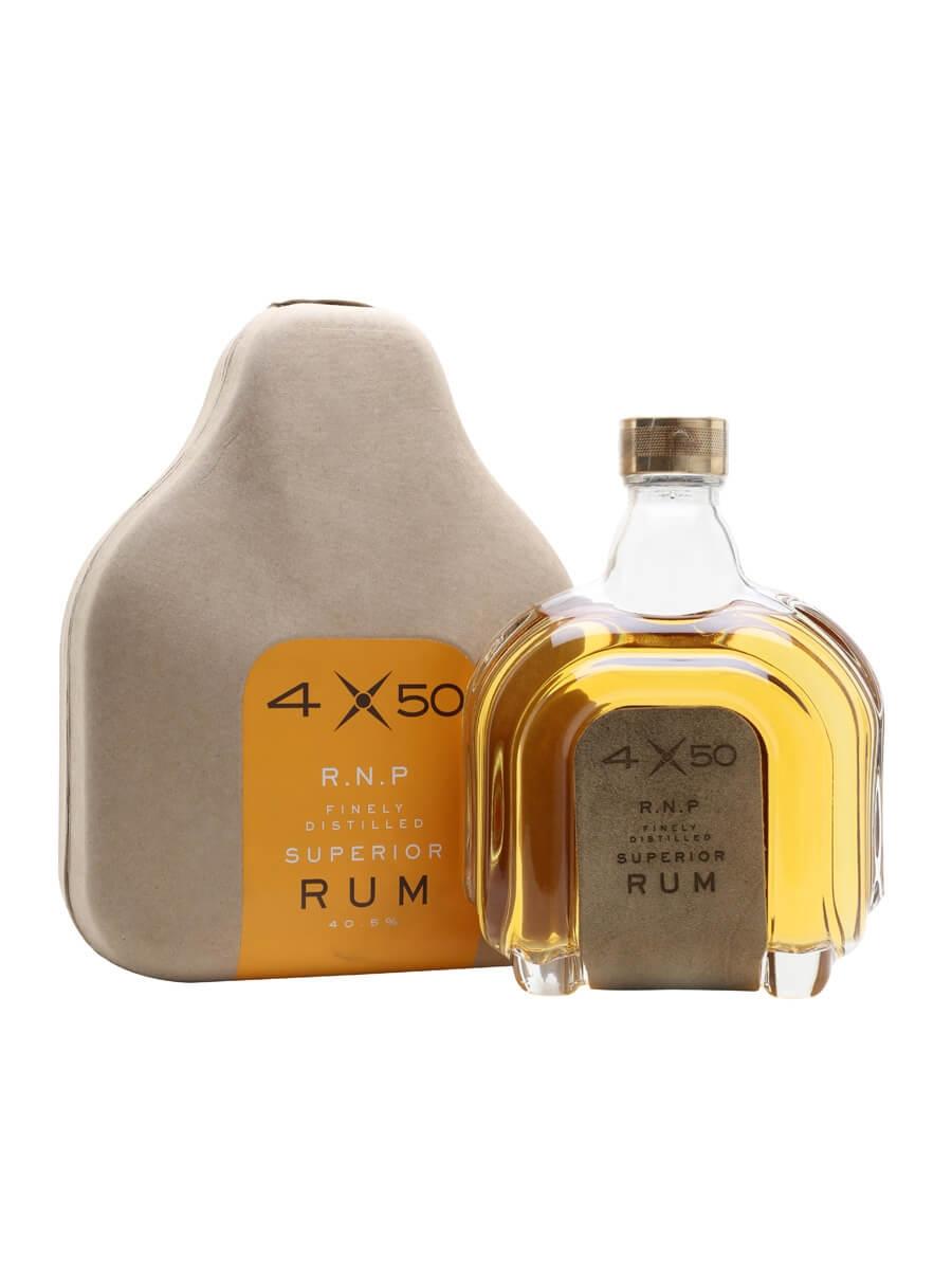 4X50 R.N.P. Superior Rum