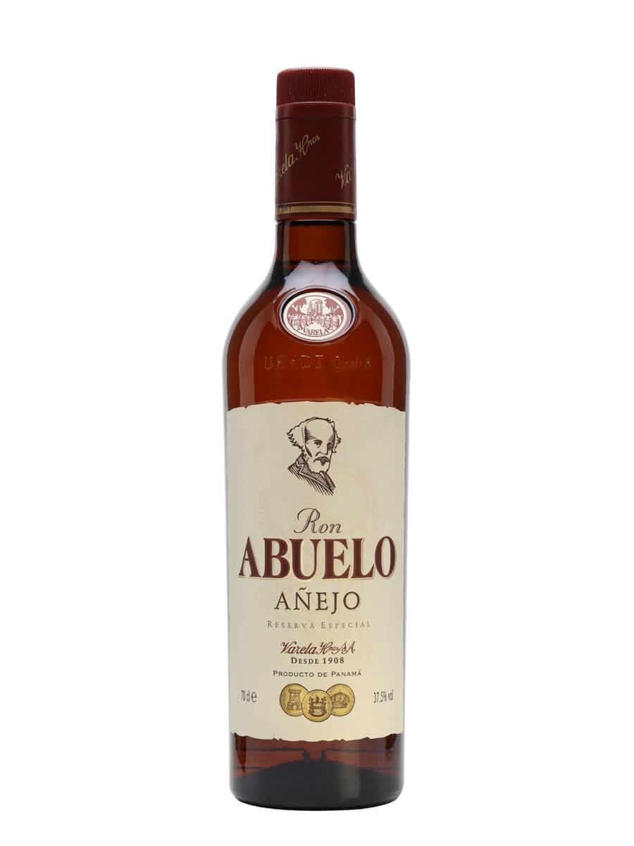 Ron Abuelo Anejo Reserva Especial Rum (37.5%)
