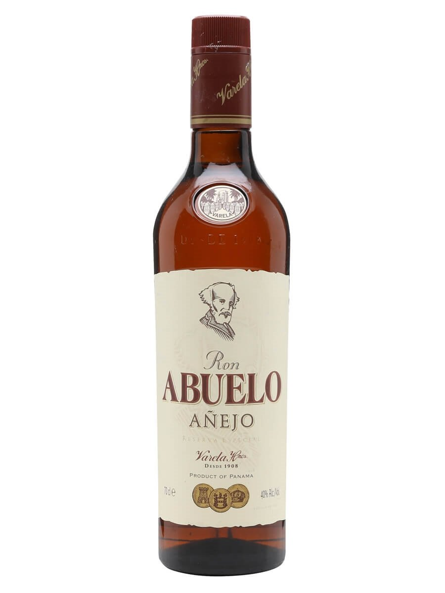 Ron Abuelo Anejo Rum Drinks
