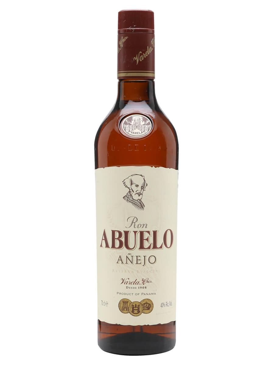 Ron Abuelo Anejo Reserva Especial Rum (40%)