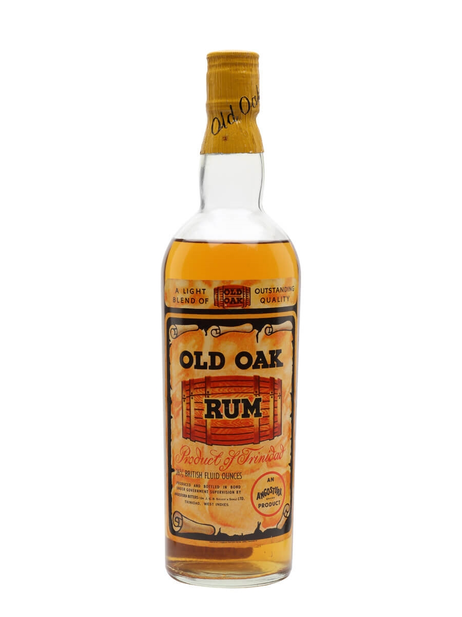 Angostura Old Oak Rum / Bot.1970s