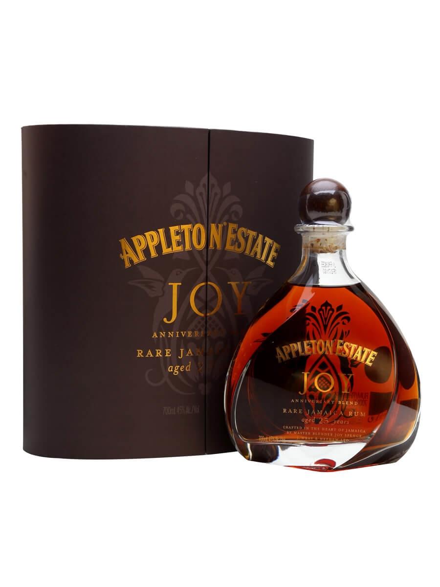 Appleton Estate Joy Anniversary Blend / 25 Year Old
