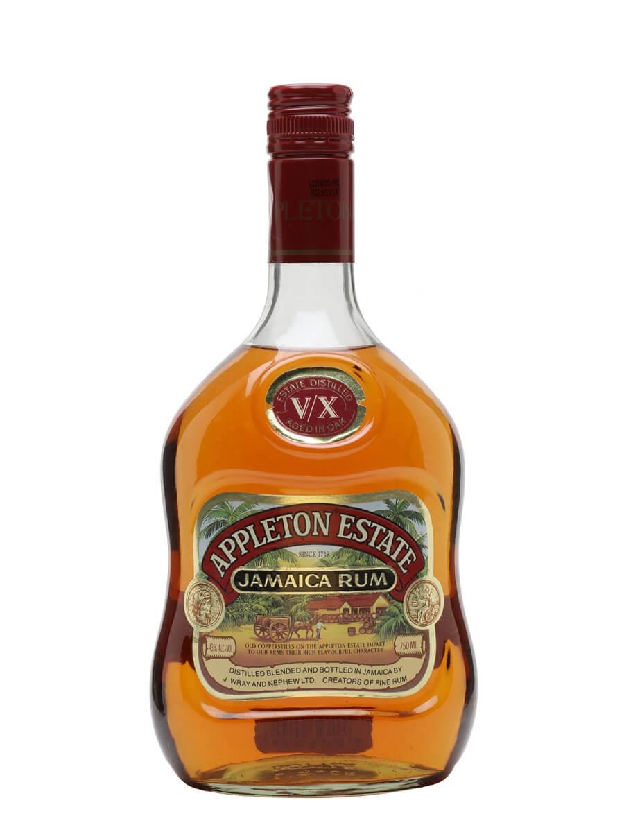 Appleton Estate VX Rum / Bot.2000s