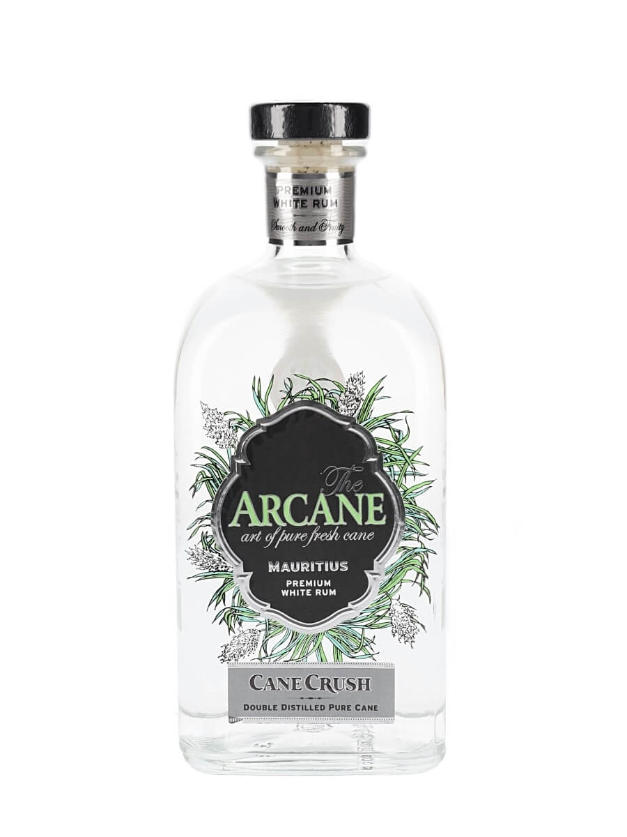 The Arcane Cane Crush Rum