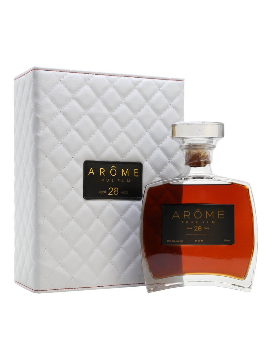Arome 28 Year Old Rum
