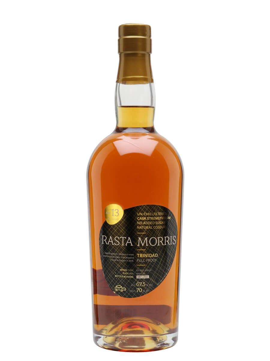 Trinidad 2007 Rum / 13 Year Old / Asta Morris