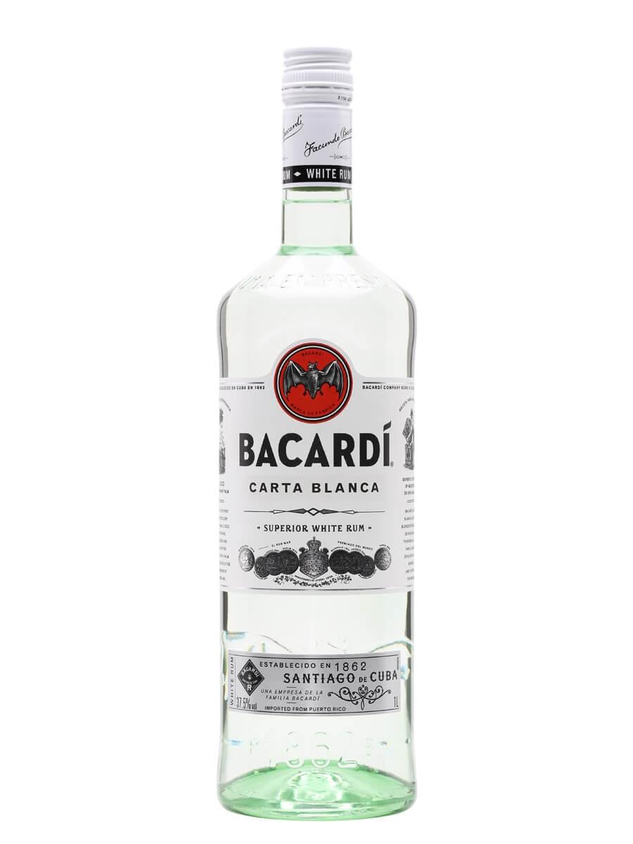 Bacardi Glasses Uk