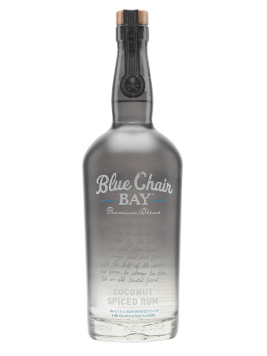blue chair bay coconut spiced rum spirit drink the whisky exchange