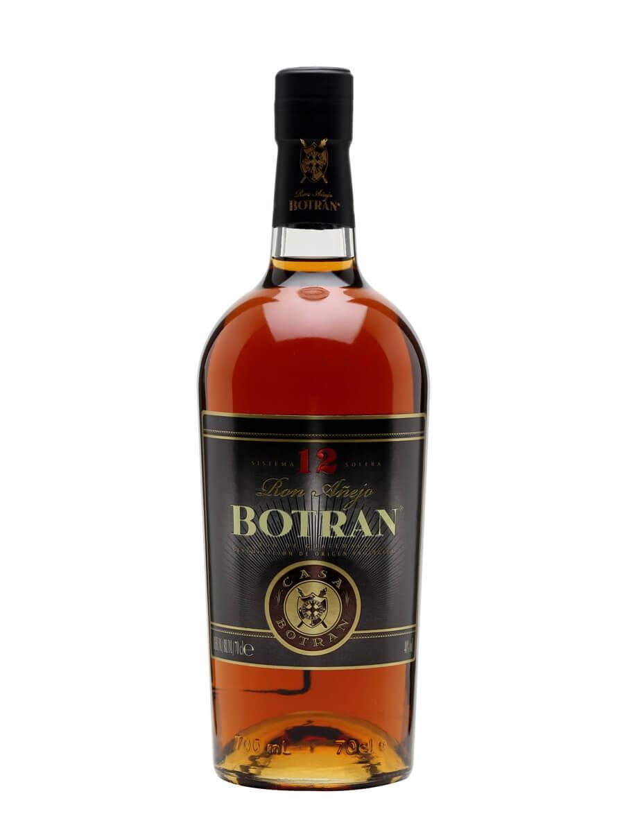 Botran 12 Year Old Anejo Rum