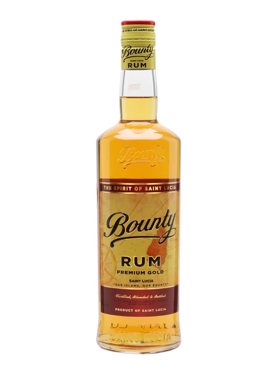 Bounty Gold Rum