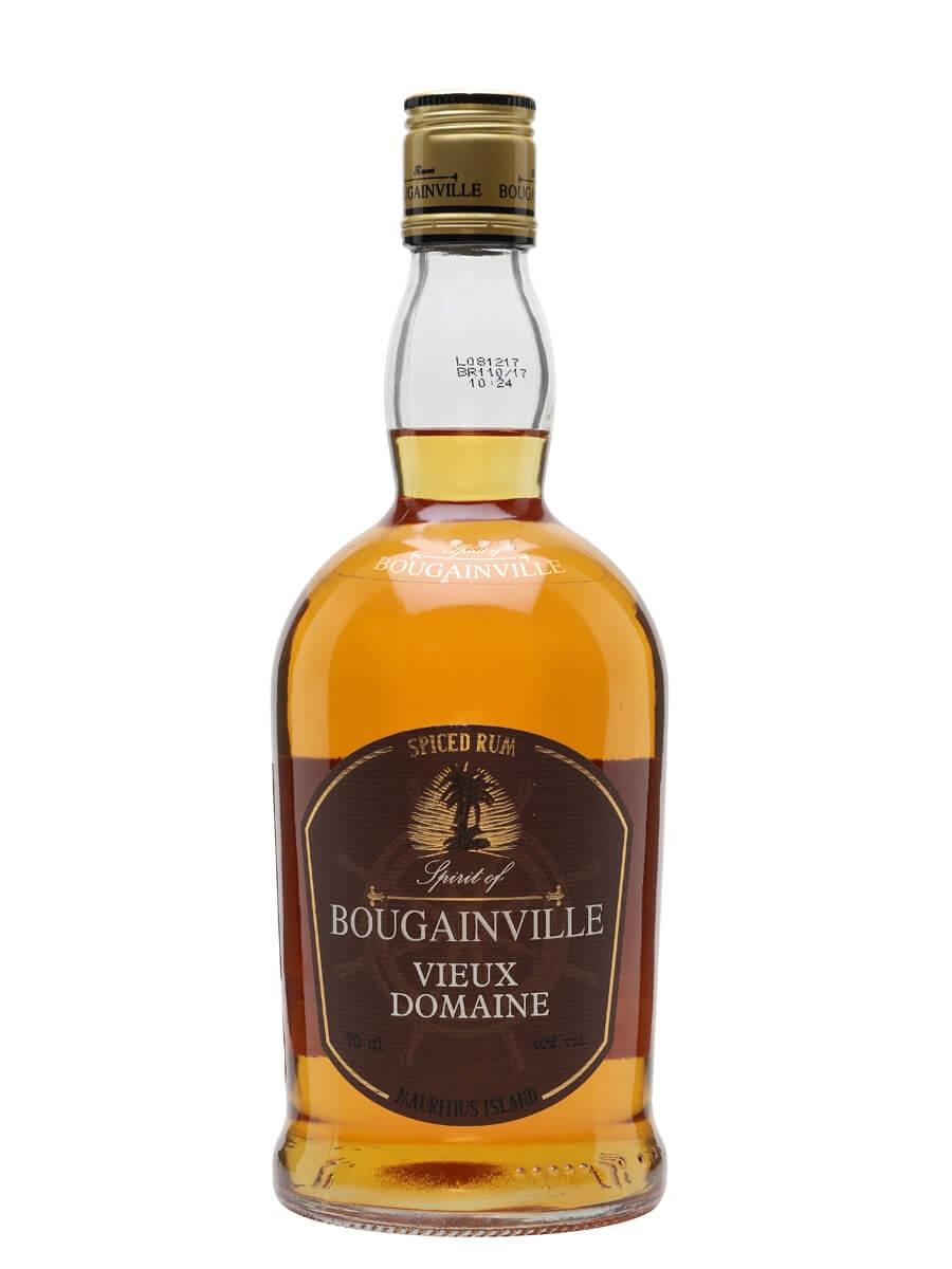 Bougainville Vieux Domaine Spiced Rum