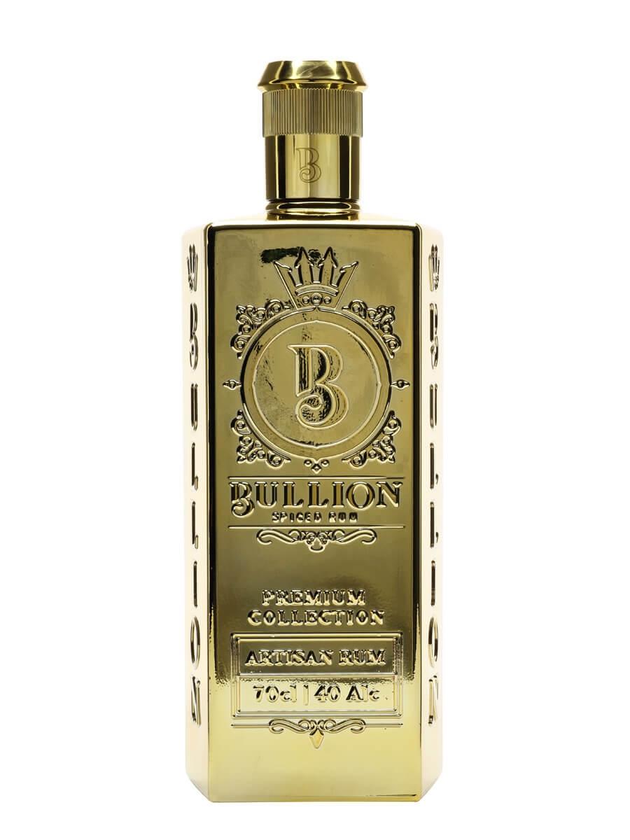 Bullion Spiced Rum