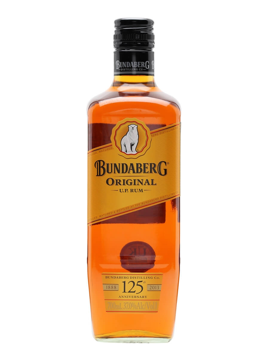 Bundaberg U.P Rum : The Whisky Exchange