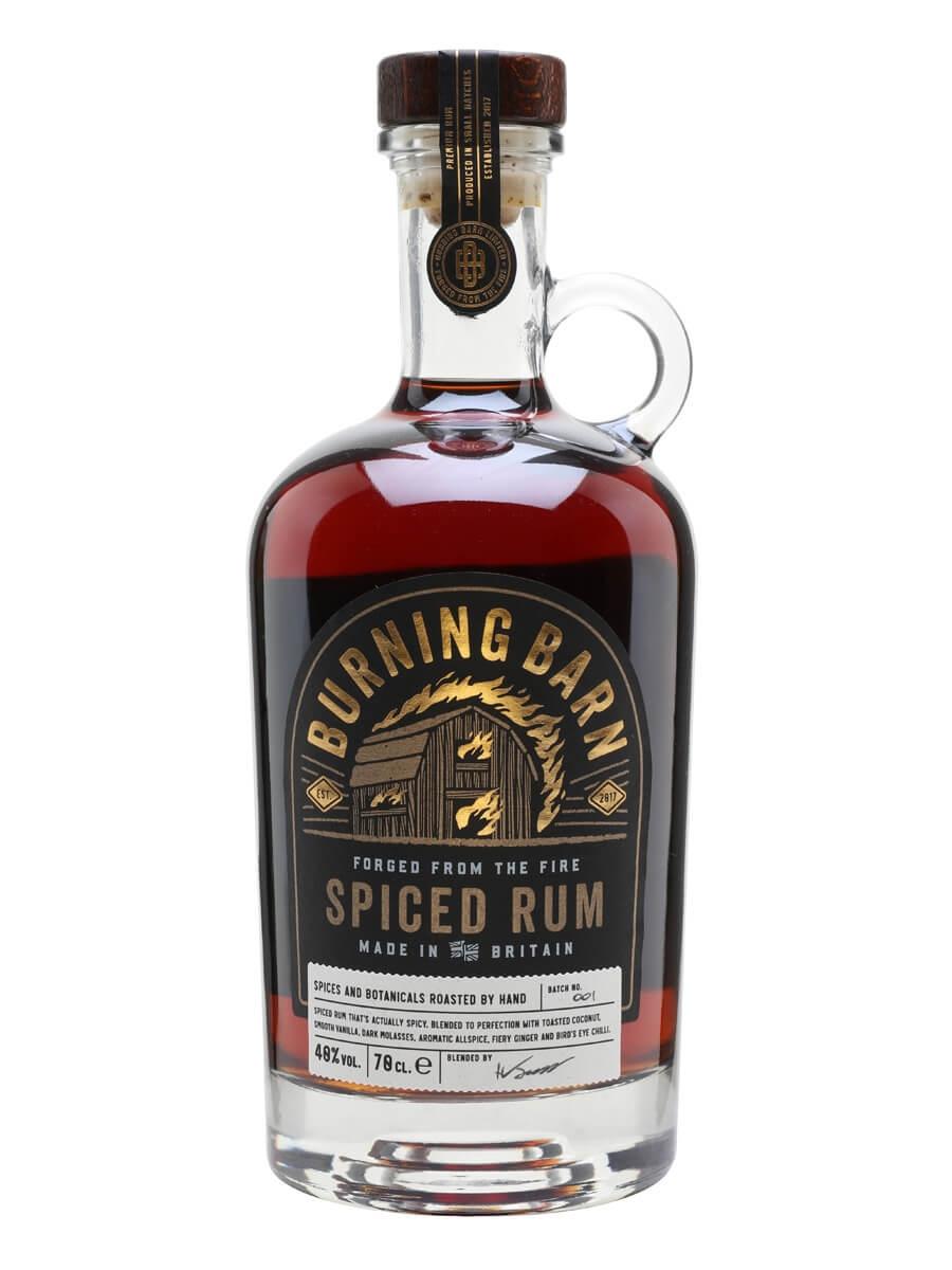 Burning Barn Spiced Rum