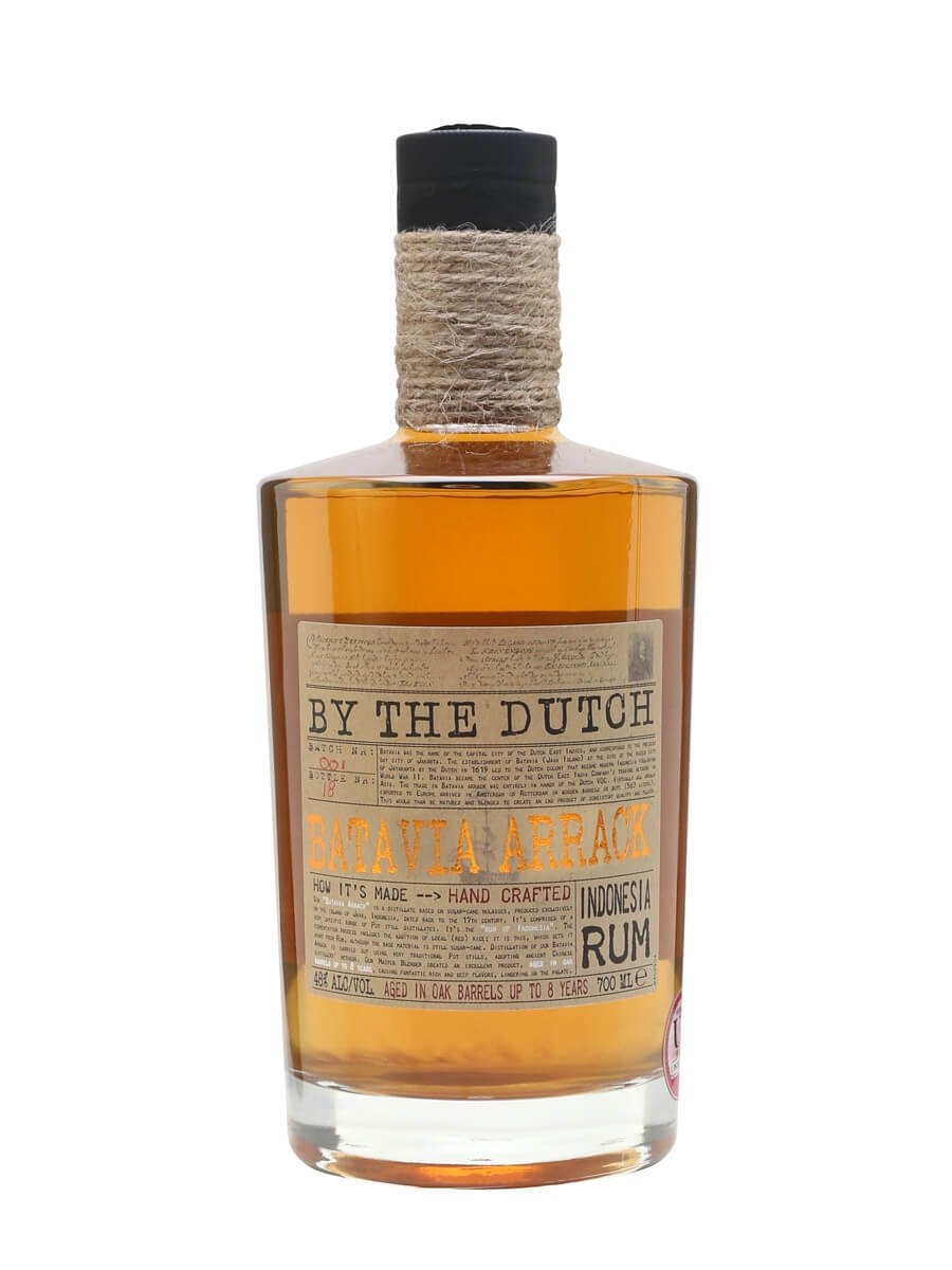 By The Dutch Batavia Arrack / Up to 8 Year Old