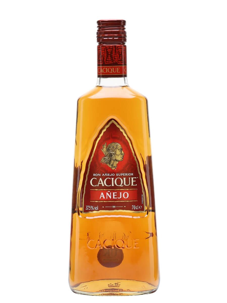 Podobno bardzo dobry rum :)
