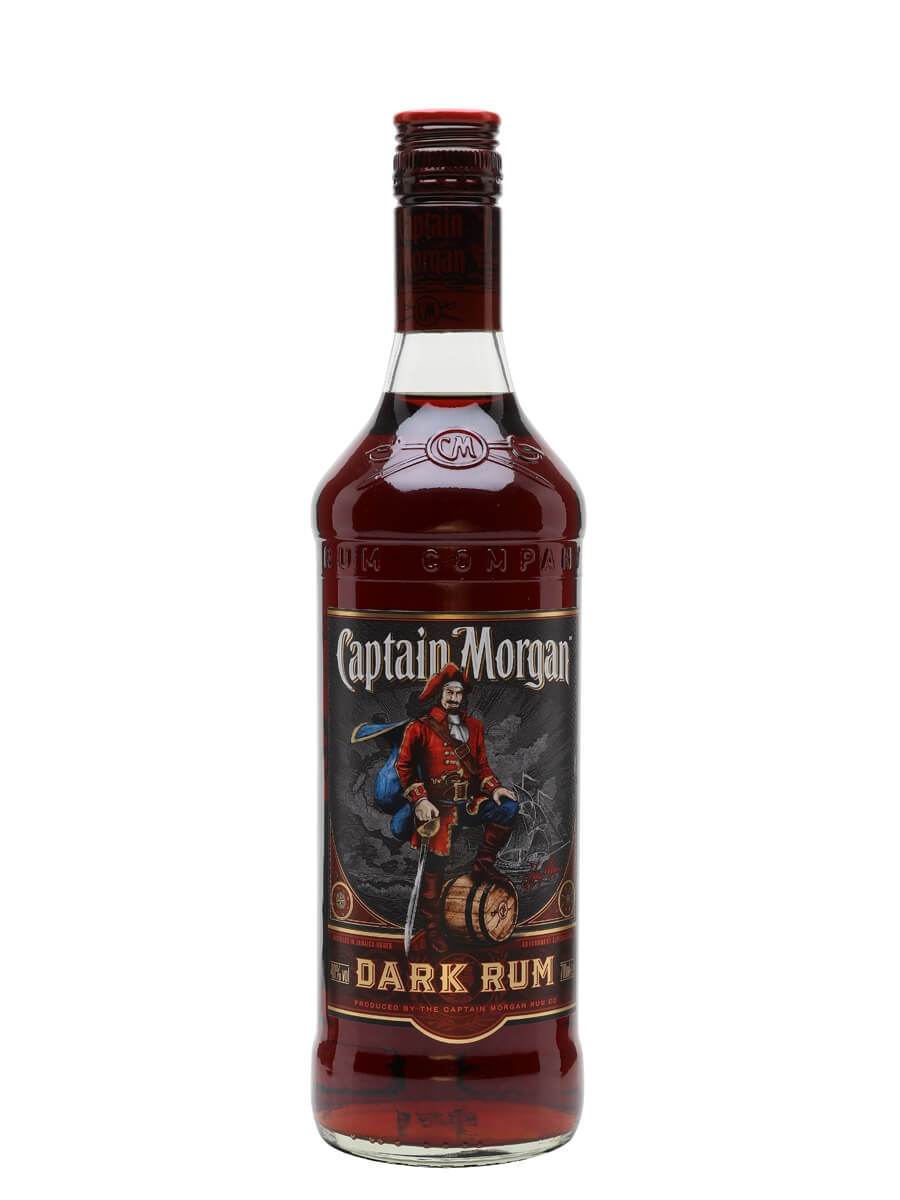 Dark rum: the whisky exchange.