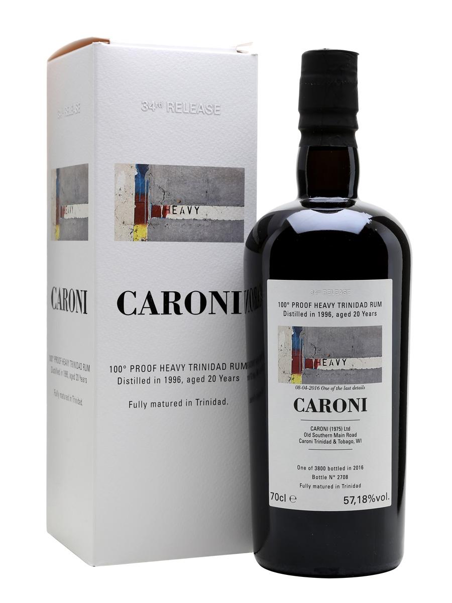 Caroni 1996 / 20 Year Old / 100 Proof