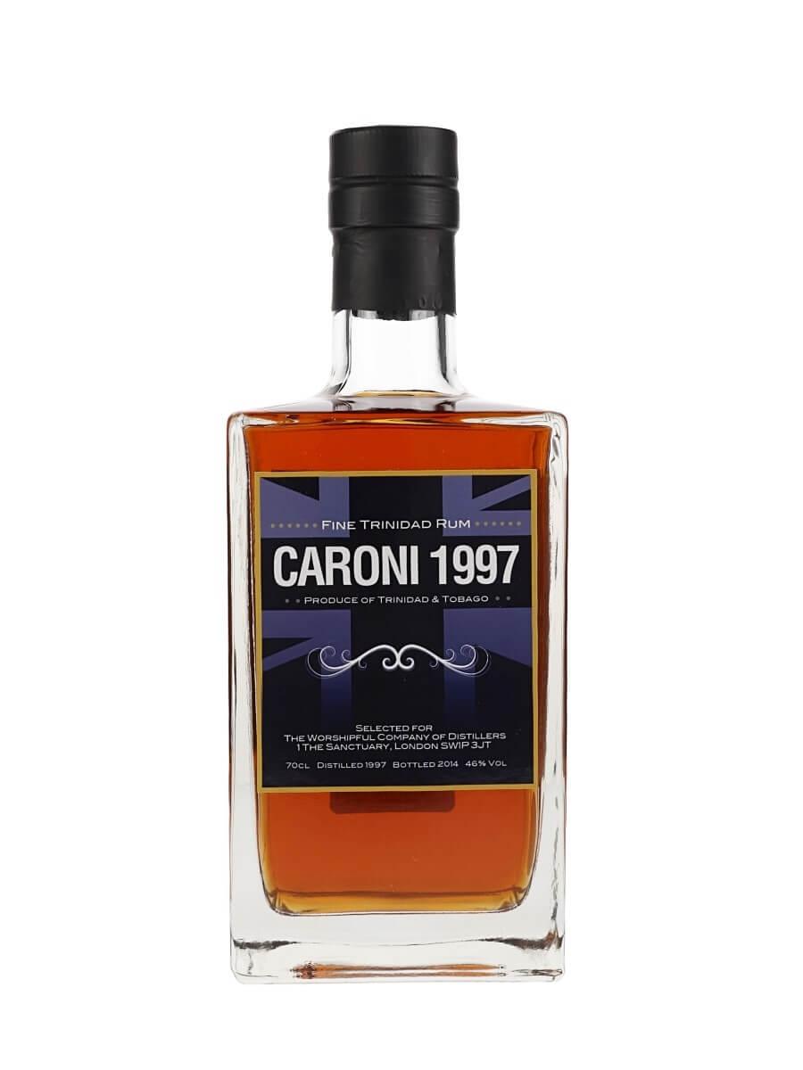 Caroni Rum 1997 / Bot.2014 / Worshipful Company of Distillers