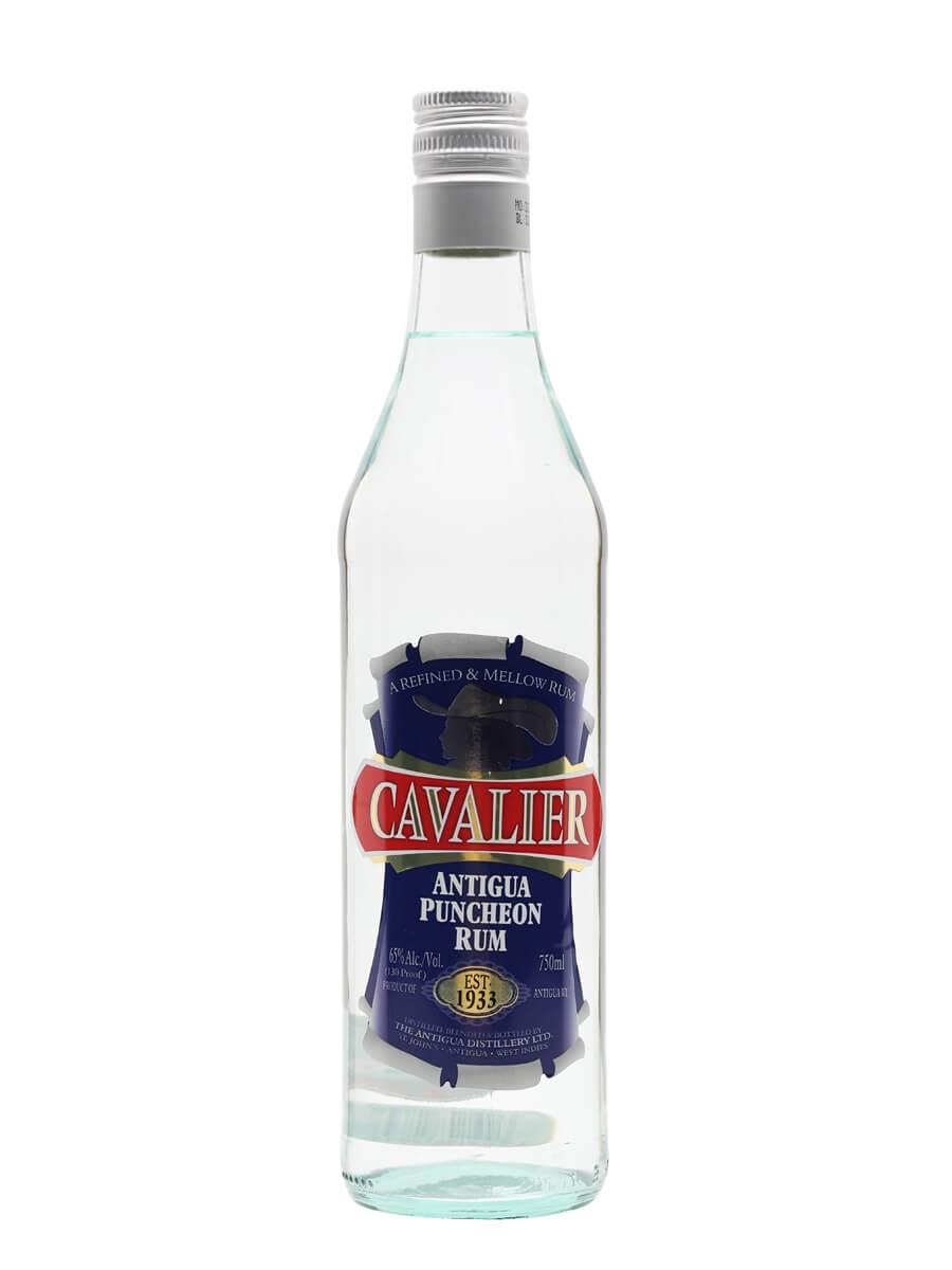 Cavalier Puncheon White Overproof Rum The Whisky Exchange
