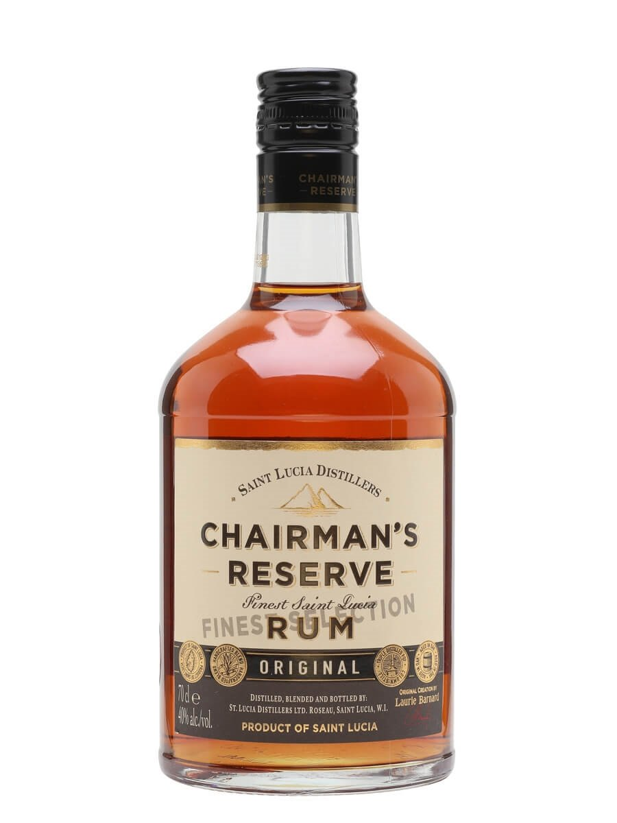 Chairman's Reserve / St Lucia Rum