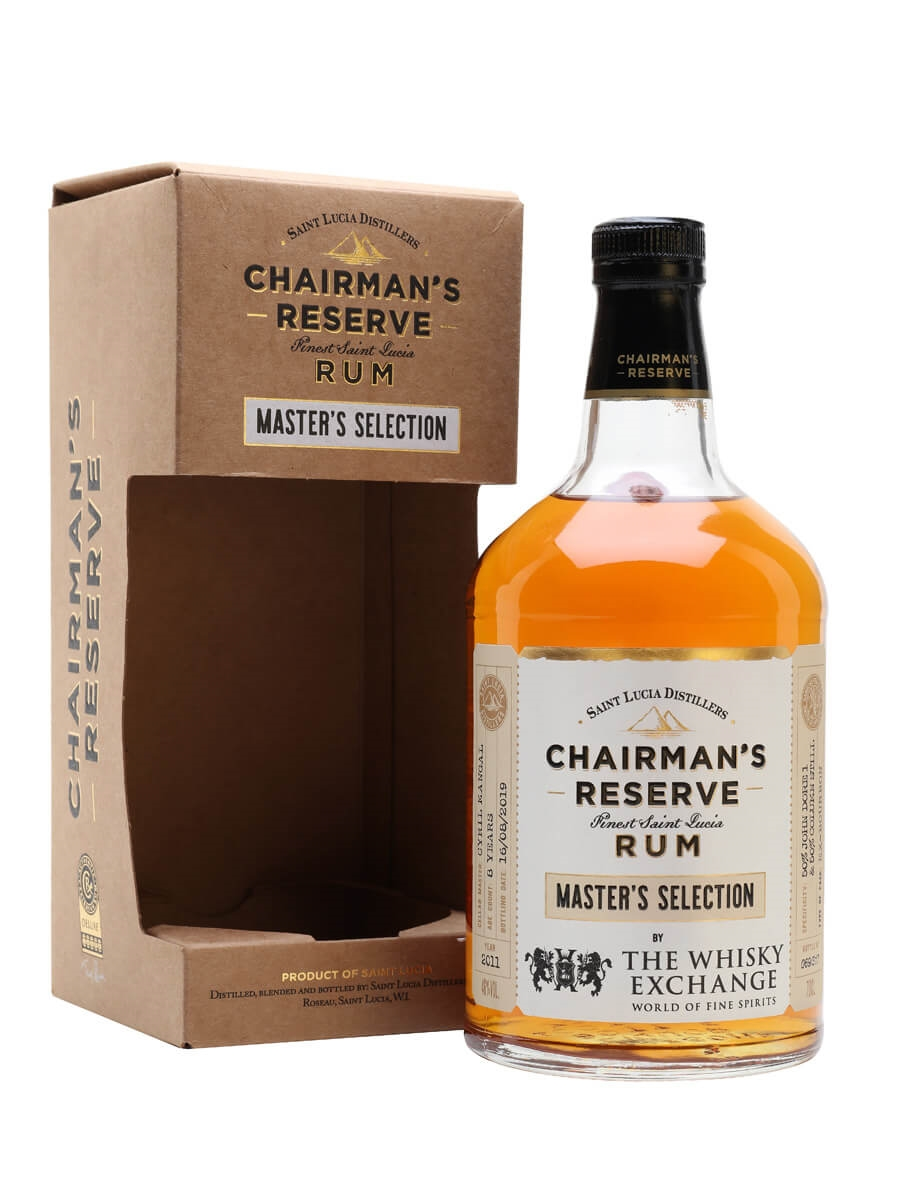 Chairman's Reserve Master's Selection 2011 / 8 Year Old / TWE