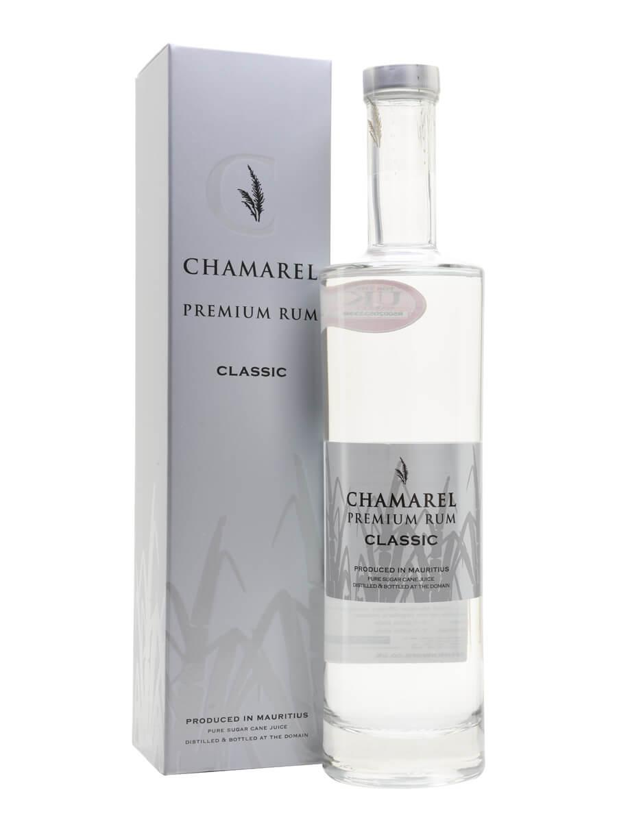 Chamarel Classic White Rum