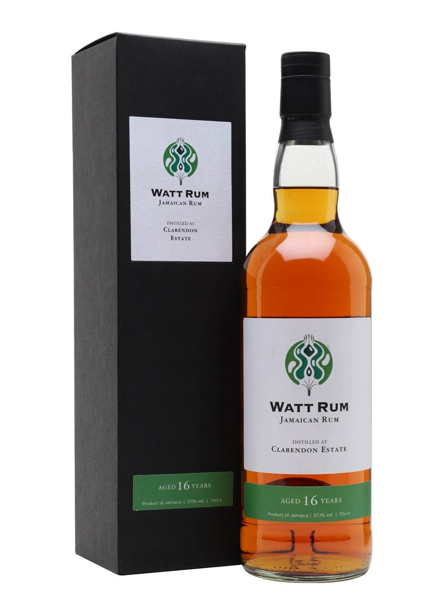 Clarendon Rum 2004 / 16 Year Old / Watt Whisky