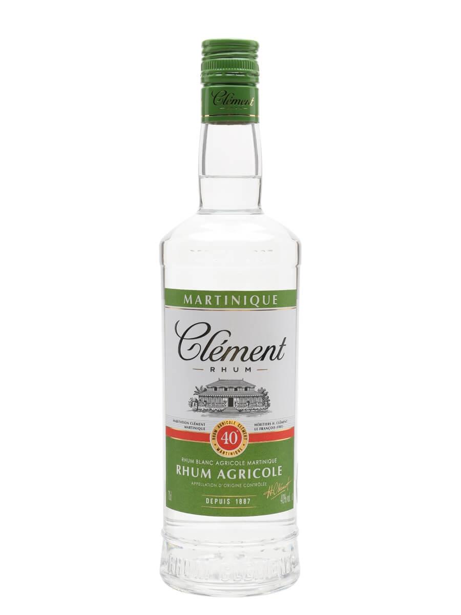 Clement Rhum Blanc (40%)