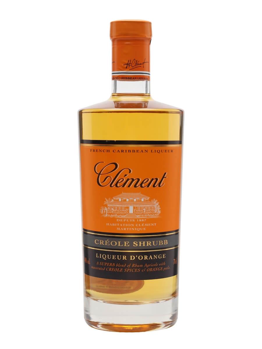 Clement Creole Shrubb Orange Rum Liqueur