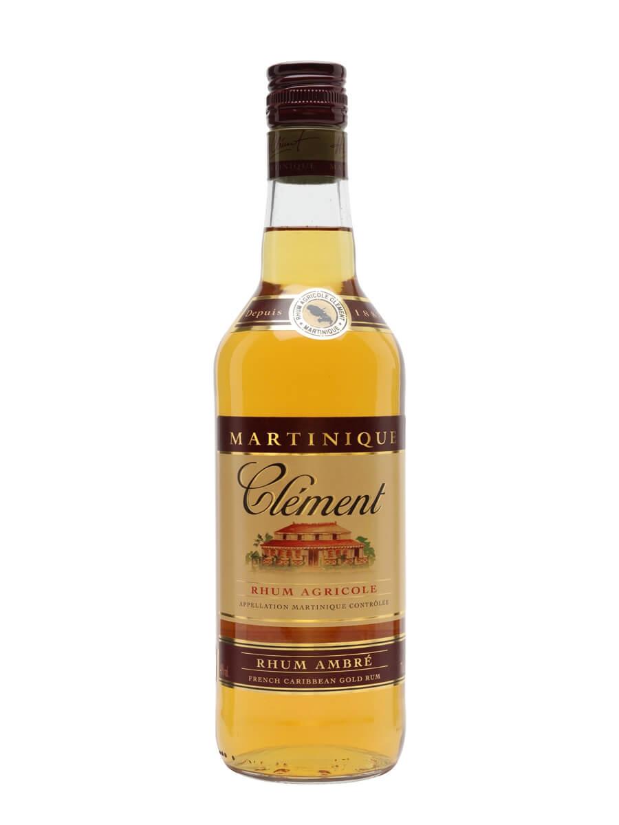Clement Ambre Rum Agricole