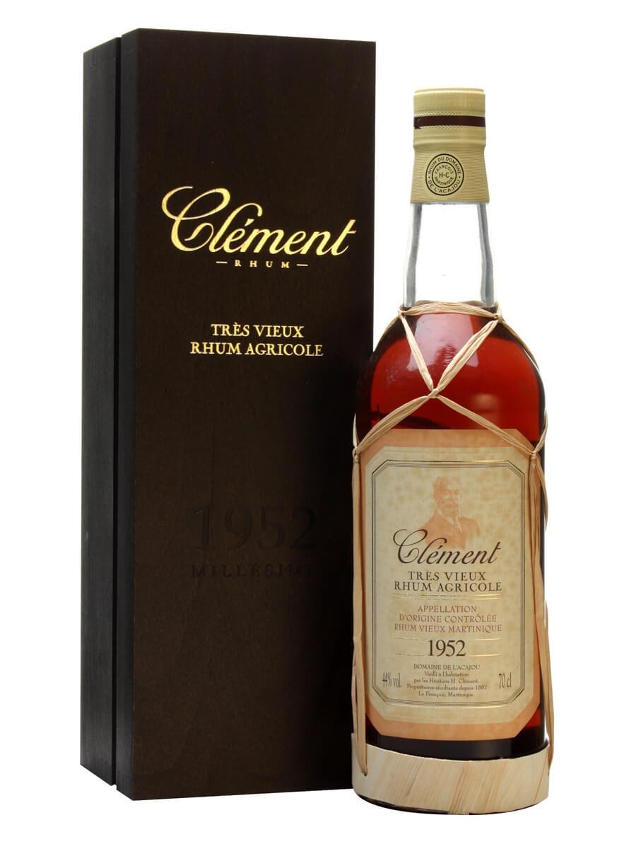 Clement 1952 Rum