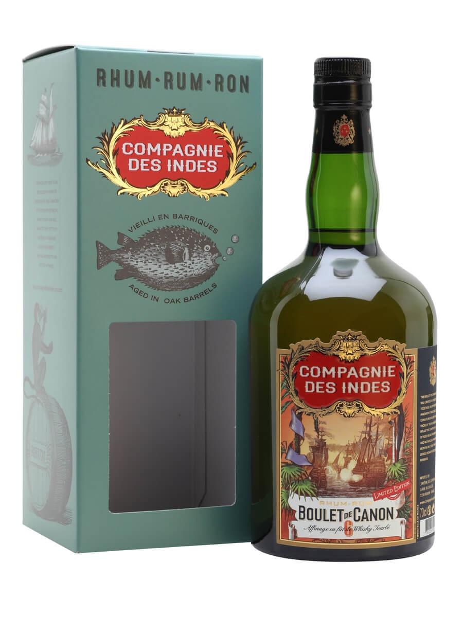Boulet de Canon N6 Rum / Compagnie des Indes