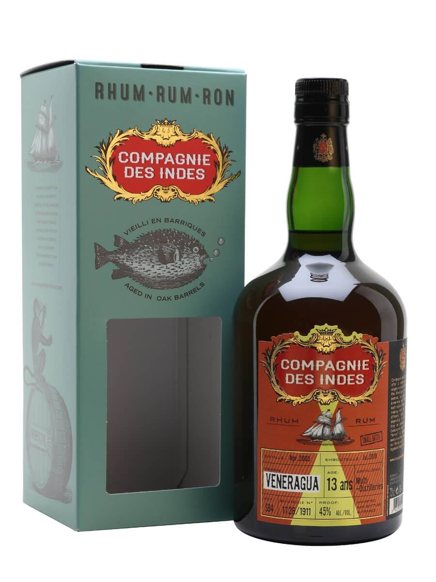 Veneragua Multi Distillery 2005 / 13 Year Old / Compagnie des Indes