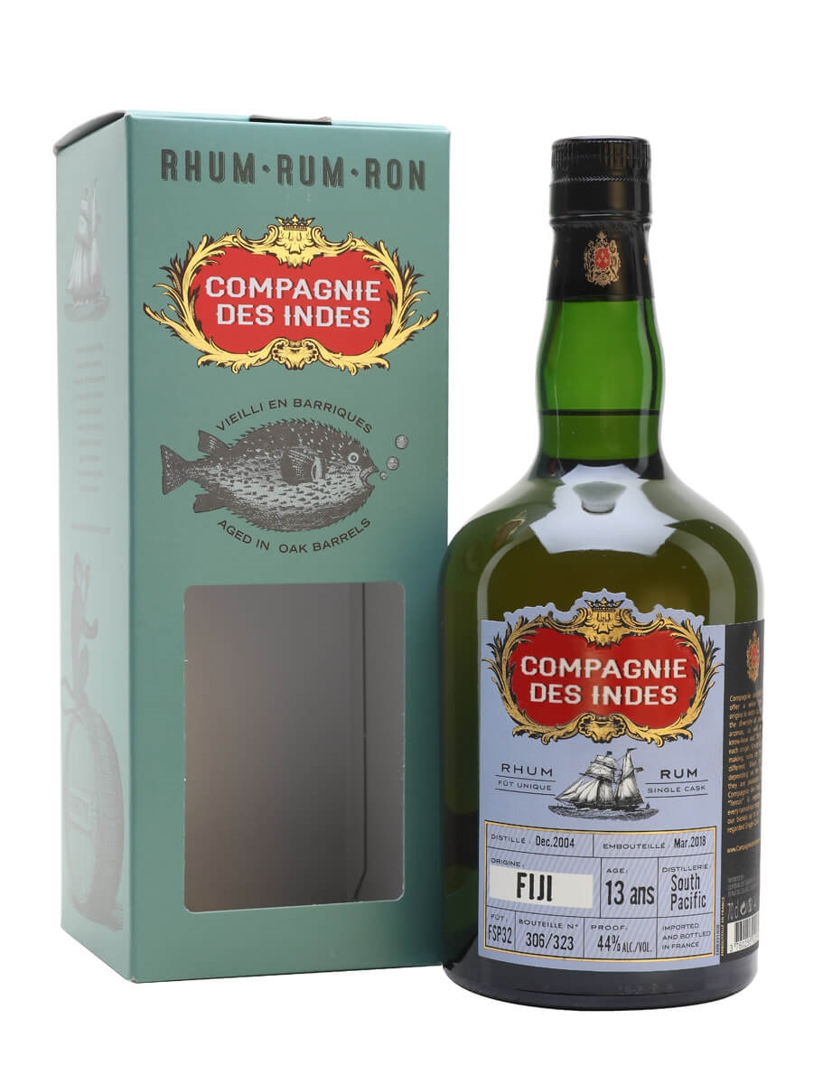 Fiji South Pacific 13 Year Old / Compagnie des Indes