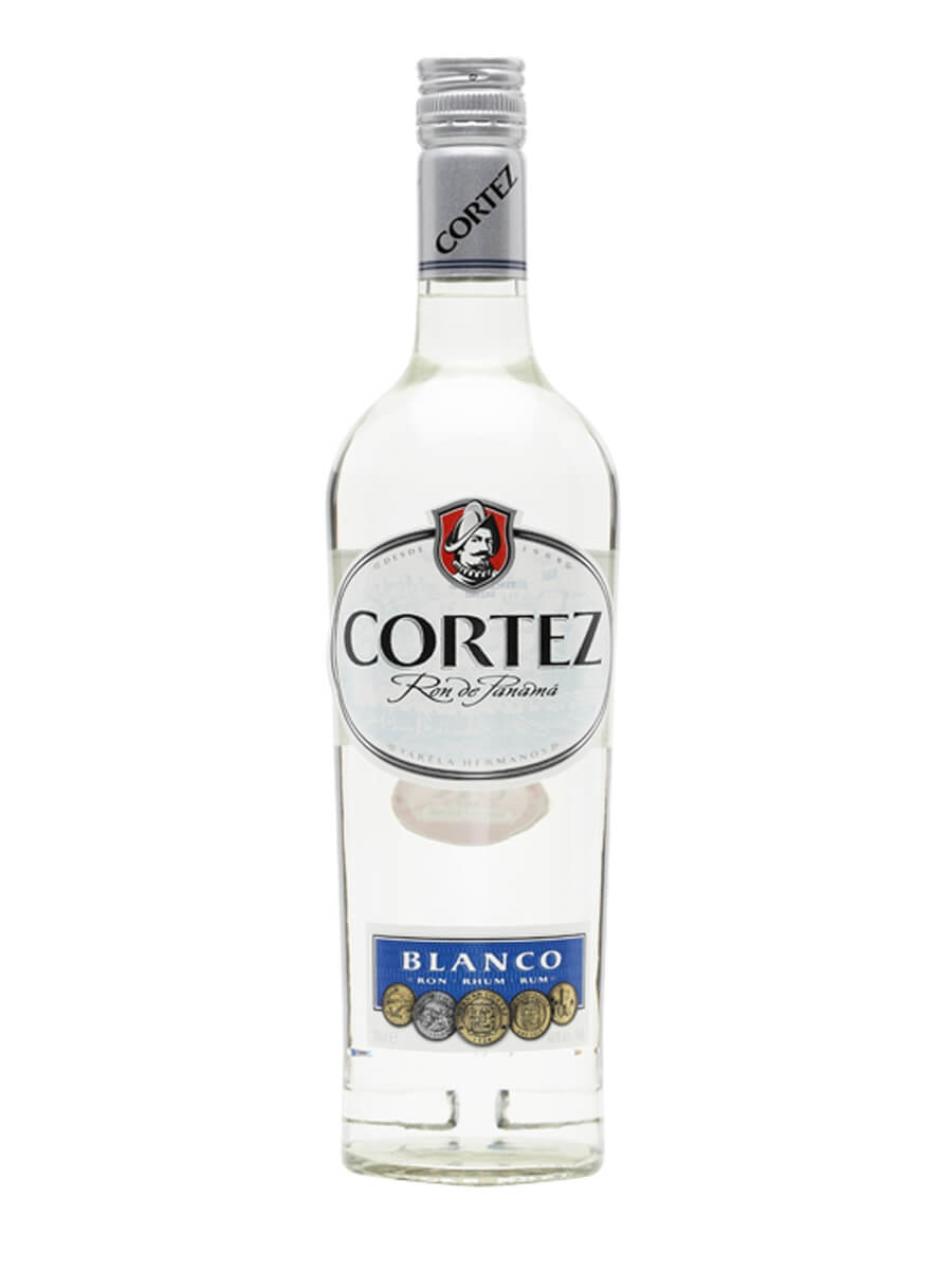 Cortez Blanco Rum