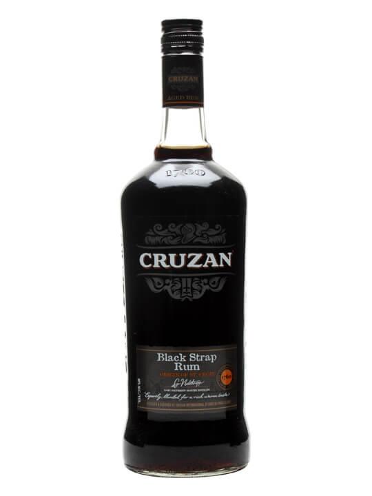 Cruzan Black Strap Rum