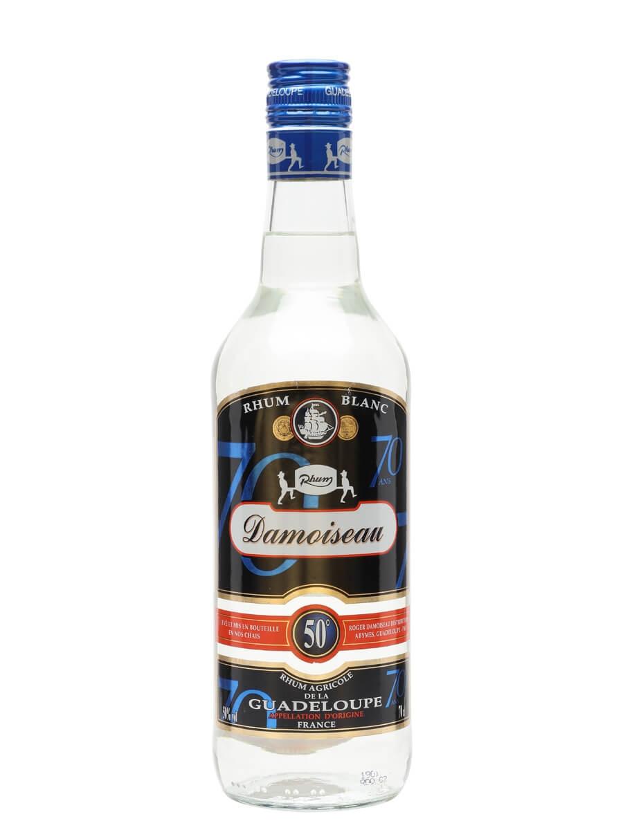 Damoiseau White Rum (50%)